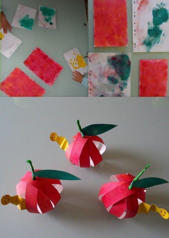Pommes - Pomme de reinette et pomme d api tapis tapis rouge ...